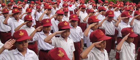 Contoh visi dan misi sekolah dasar
