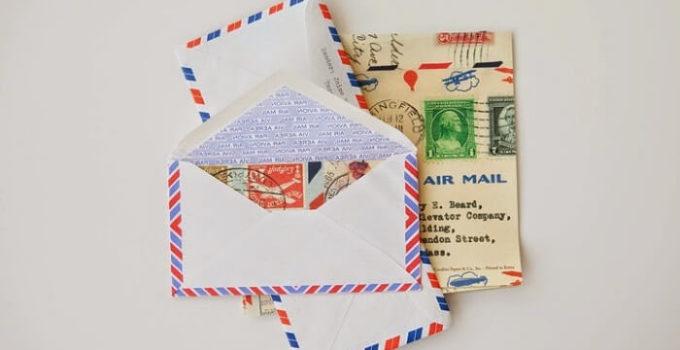 contoh surat dinas yang baik
