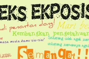contoh teks eksposisi