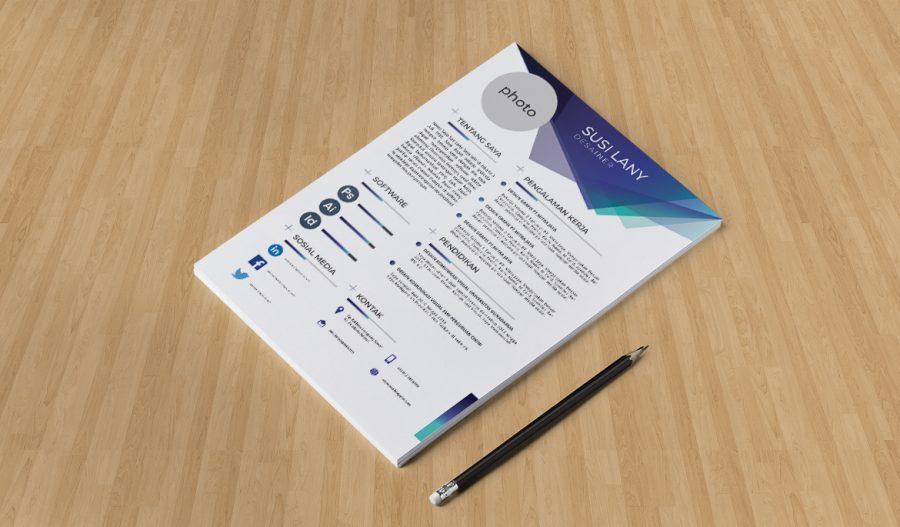 5+ Situs Contoh CV Untuk Lamaran Kerja